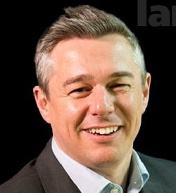 Ian Bancroft, Chief Sales Officer