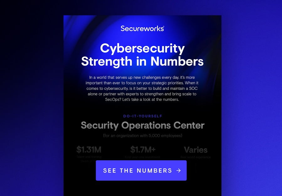 Sec Ops Strength in Numbers