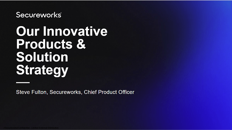 Our Innovative Products & Solution Strategy
